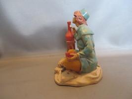 1998 Fontanini Figurine, DEP  Italy 161.  Pottery Maker Painting  Vase - $7.49