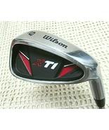 "WILSON XTI Single 9 Iron 35.75"" RIGHT HANDED ~ Uniflex (Regular) Steel Shaft - $23.00"
