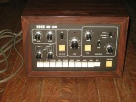 Korg SR-120 MiniPops 1970s Univox, Pro Serviced, 100% Functional, Unicord - $395.01