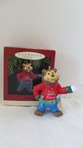 Christmas Hallmark Keepsake 1993 Dad Ornament - $6.79