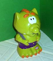 Little Tikes Green Goblin Monster Light & Sound Flashlight - Ready to Go... - $11.99