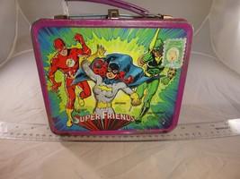 Super Friends Lunch Box no thermos 1976 - $45.50