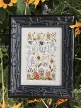 Spooky Notes cross stitch chart Shepherd's Bush     - $8.00