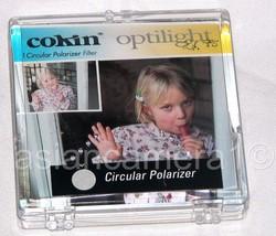 55mm Genuine Cokin Circular Polarizer Lens Filt... - $17.31