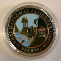 Boy Scout 2013 National Jamboree Full Color Coin Summit Bechtel Reserve ... - $8.99
