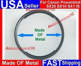 Metal Adapter For Canon Powershot SX20IS SX10IS SX1IS Camera - $14.21