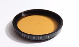 Genuine B50 Hoya 85 Type A Color Conversion Lens filter Daylight  Bay50 ... - $21.76