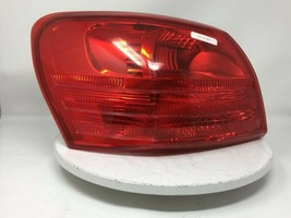2008 Nissan Rogue Driver Left Side Tail Light Taillight Oem 9097 - $30.43