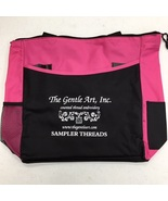 Gentle Art Sampler Threads Tote Bag cross stitc... - $30.00