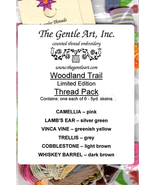 Woodland Trail Limited Edition Colors 6 skeins ... - $10.00