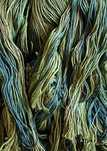 Bullfrog Limited Edition Color 6 strand embroidery floss The Gentle Art  - $2.10