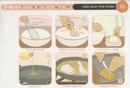 Vinteja charts of - FC 92 - Make Classic Fried Chicken - A3 Poster Print - $22.99