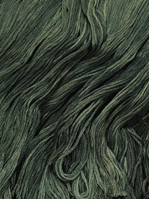 Seaweed SPECIAL OFFER color 6 strand embroidery floss The Gentle Art