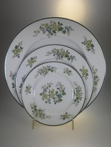 Royal Doulton Campagna Dinner Plate, Salad Plate And Bread & Butter Plate - $21.00