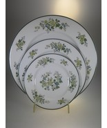 Royal Doulton Campagna Dinner Plate, Salad Plate And Bread & Butter Plate - $24.70