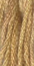 Goldenrod Limited Edition Color 6 strand embroidery floss The Gentle Art  - $2.10