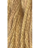 Goldenrod Limited Edition Color 6 strand embroi... - $2.10