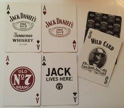 Jack Daniel's Playing Card - $9.79