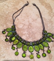 gorgeous necklace they'll be green with envy - $24.99