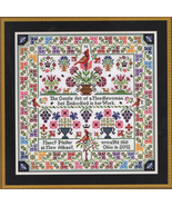 Cardinal Points reproduction cross stitch chart... - $18.00