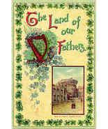 Dublin Castle Ireland vintage Post Card - $7.00