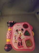 Disney Minnie Mouse Bow-tique My First Learning Book With Lights And Sou... - $10.00