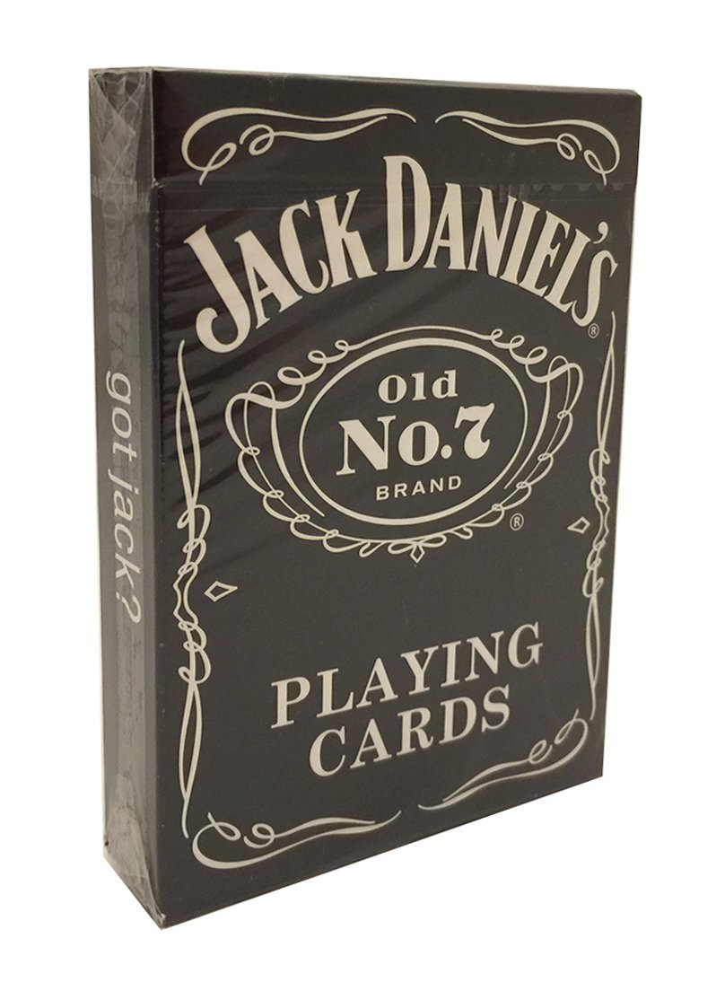 Jack Daniels Playing Cards - $9.79