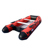 BRIS 12ft Inflatable Boat Dinghy Raft Pontoon Rescue & Dive Raft Fishing... - $1,249.00