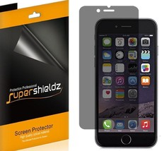 2X Supershieldz Privacy Anti-Spy Screen Protector Shield For Apple iPhone 7