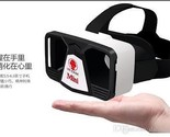 "Mini VR BOX  Case New Generation VR 3D Glasses Real Virtual Reality ""US Seller"""