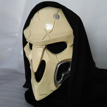 Overwatch Reaper Cosplay Mask for Sale - $65.00