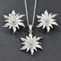 Sunny Jewelry Hot Selling Big Jewelry Set For Women Earrings Necklace Pe... - $14.07