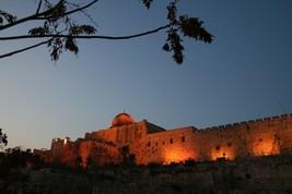 Vinteja Photography - Masjid Al Aqsa in Jerusalem - Palastine (nightfall... - $19.79