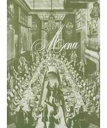 Sopexa Cover Les Toques Blanches Parfum Dinner Menu Bel Air Bay Club 198... - $43.67