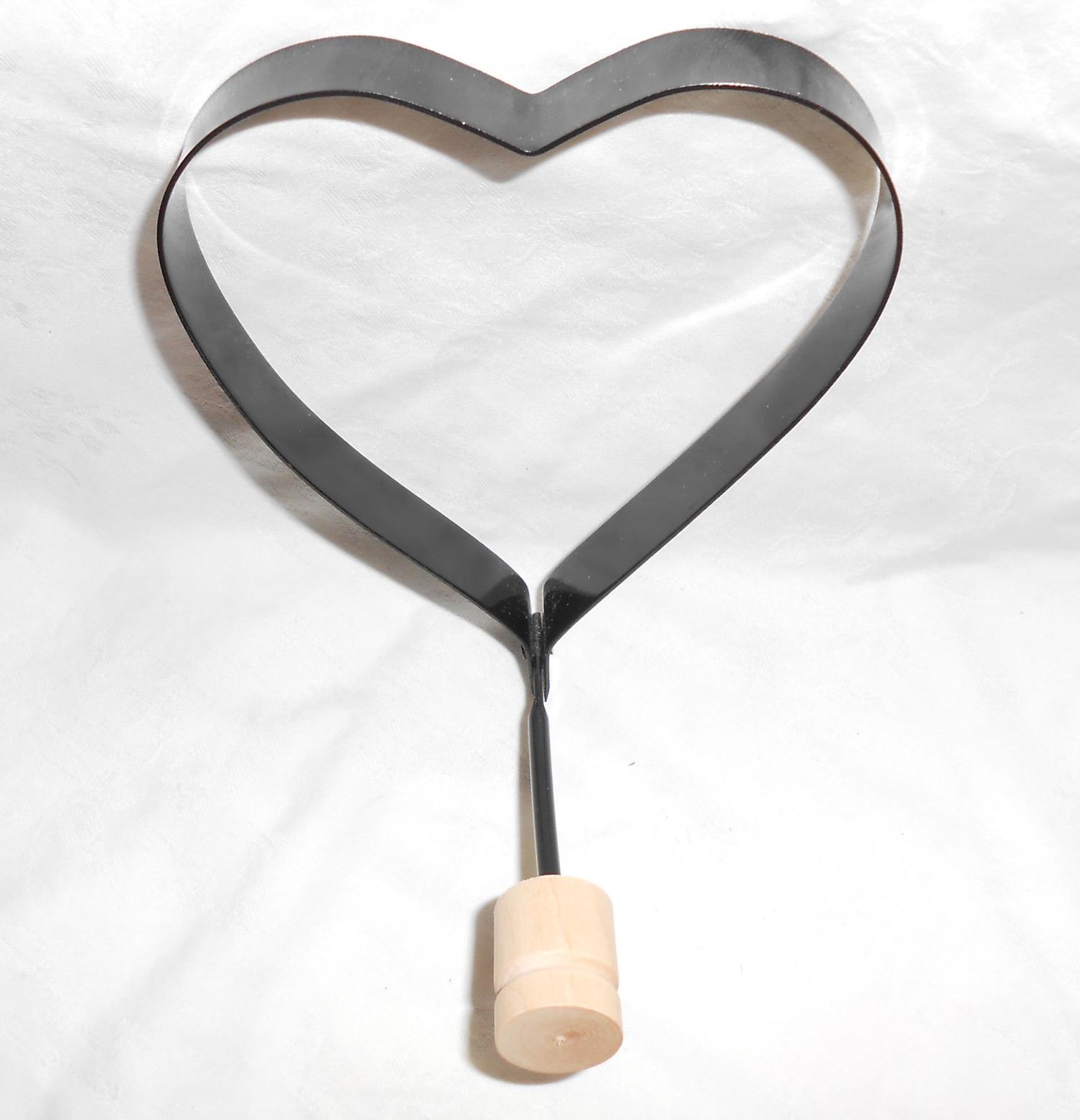 Valentine's Day Norpro Heart Shape Pancake Ring Mold image 4