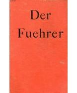Der Fuehrer: Hitler's Rise to Power [Hardcover] [Jan 01, 1944] Konrad He... - $35.98