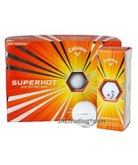 Callaway Superhot Golf Ball Incredible Speed & Reduced Hooks / Slices (1... - £26.72 GBP