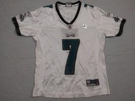 M64 New REEBOK Philadelphia Eagles Michael Vick White Fashion Jersey WOM... - €26,21 EUR