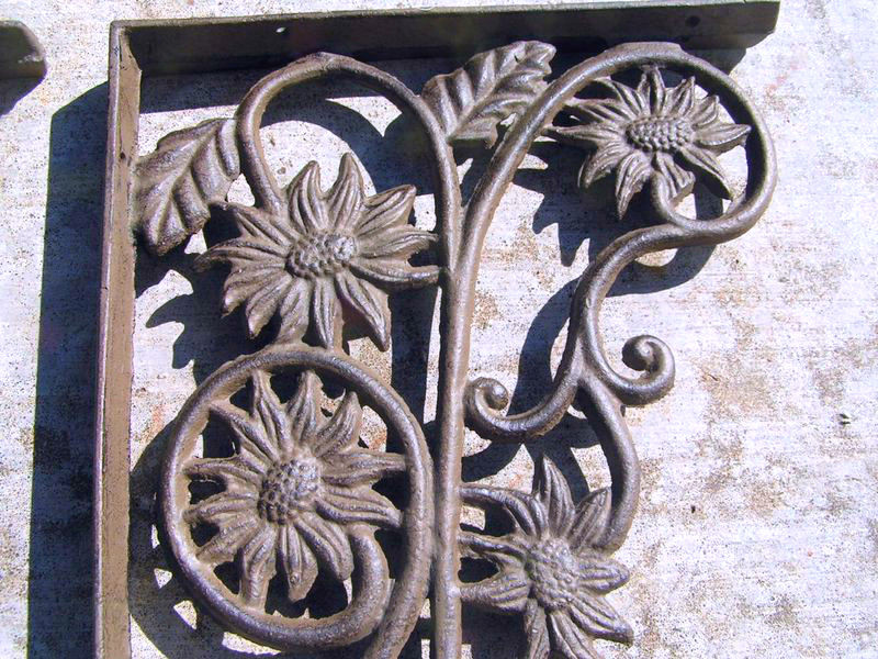 Cast Iron Brackets Kitchen Island Corbels Shelf Braces BZ