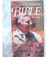 Charlton Heston Presents the Bible: Passion [VHS Tape] [1993] - $2.00