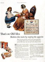 Vinteja Exhibit Poster of - Food - Vintage - Advertising - 153 - A3 Poster Print - $22.99