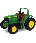 John Deere JD Tough Toy Tractor 11 inches with universal hitch - $28.84