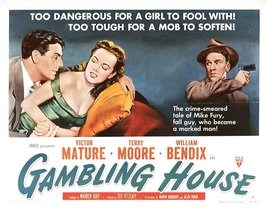 Reproduction of a poster presenting - Gambling House 1 - A3 Poster Prints Onl... - $22.99