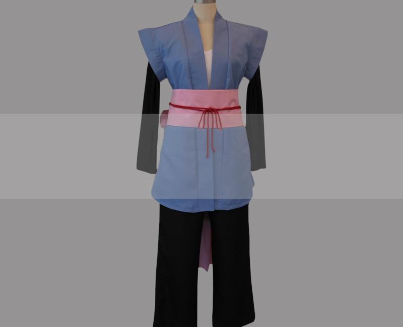 Tales of symphonia sheena fujibayashi cosplay costume