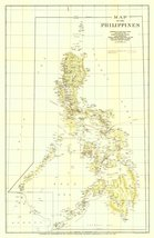Reproduction of a poster presenting - Philippines, The (1905) - A3 Poster Pri... - $22.99