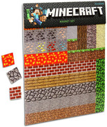Officially Licensed Minecraft 160 Piece Magnet ... - $12.19