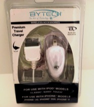 ByTech Travel Charger for iPod/iTouch - $4.89