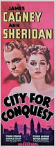 Reproduction of a poster presenting - City For Conquest 2 - A3 Poster Pr... - $22.99
