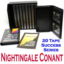 Selling Secrets From The Top Performers 10 VOLUMES - 20 TAPES Sell Yours... - $79.88