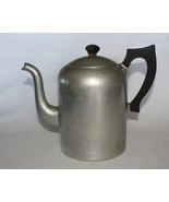 Vintage Aluminum Teapot Pitcher Coffee Pot - $26.00